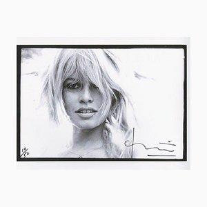 Bridget Bardot by Bert Stern, 2009