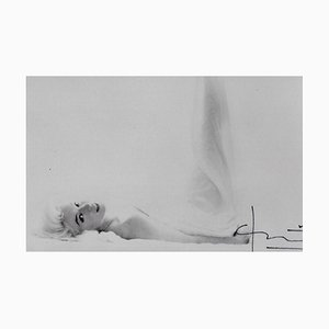 Marilyn in the Clouds by Bert Stern, 2009