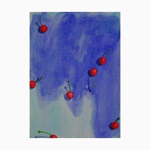 Velours Bleu par Jacques Halbert, 2019