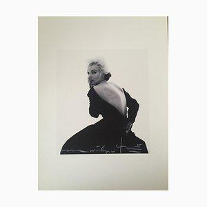 Marilyn in Famous Black Dress 1962 von Bert Stern, 2011