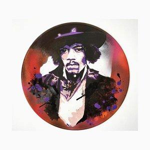 Jimmy Hendrix par Sylvie Magnin, 2018