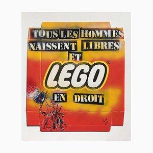 KIKI Tous Lego by Christophe Stouvenel, 2019