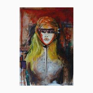 The Woman with Glasses von Jean-Pierre Brissart, 2015