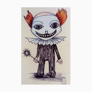 The Magic Clown by Jessica Pliez, 2018