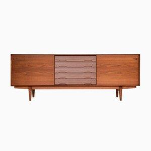 Dänisches Mid-Century Sideboard aus Teak von Rosengren Hansen für Skovby Møbelfabrik