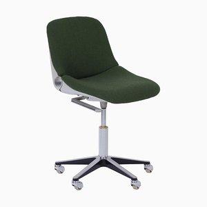 Chaise de Bureau Vintage par Wilhelm Ritz pour Wilkhahn, 1970s