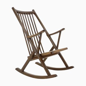 Rocking Chair, Denmark, 1950s