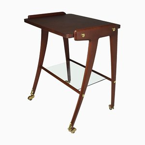 Mid-Century Italian Side or Serving Table, 1950s