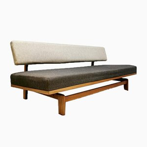 Mid-Century Extendable Daybed Sofa by Wilkhahn Germany for Hans Bellmann, 1960s
