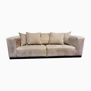 British 4-Seater Bespoke Sofa 2000s