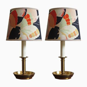 Model 8095 Table Lamps from Stilnovo, 1960s, Set of 2