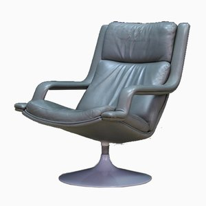 Vintage Model F140 Lounge Chair by Geoffrey Harcourt for Artifort, 1960s