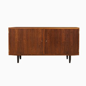 Vintage Rosewood Cabinet by Jansen Carlo for Hundevad & Co., 1970s