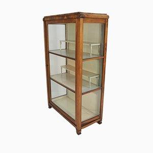 Biedermeier Cherrywood Cabinet, 1850s