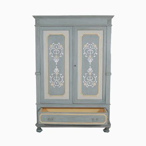 Antique Shabby Wardrobe, 1800s