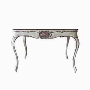 Tavolo da pranzo in stile Luigi XV, anni '60