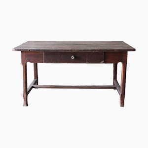18th Century Cherrywood Farm Table
