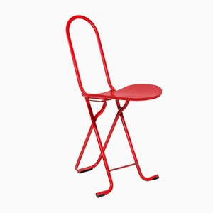 Folding Chair by Dafne Gastone for Thema, 1960s