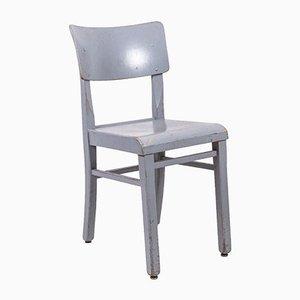 Grauer Stuhl von Casala
