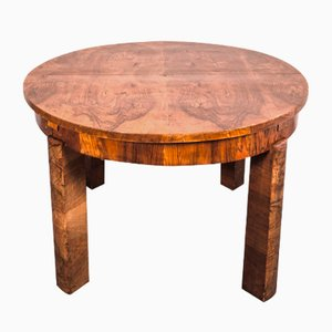 Art Deco Dining Table in the Style of Franciszek Najder, 1920s