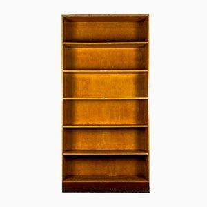 Brown Archive Shelf, 1940s