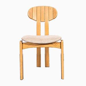 Esszimmerstühle im Stil von Poul Volther, 1960er, 3er Set