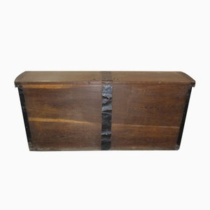 Antique Chestnut Trunk