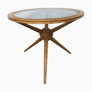 Mid-Century Italian Sputnik Coffee Table, 1950s