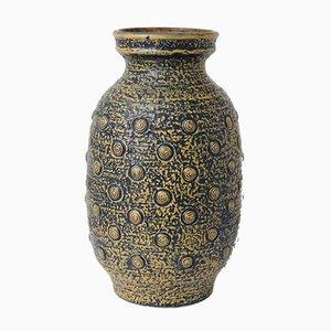 Mid-Century German Ceramic Vase from Jasba, 1960s
