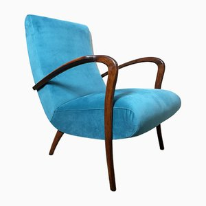 Italian Lounge Chair by Paolo Buffa, 1950s