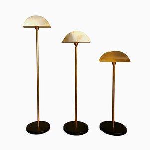 IKKI Brass Lamps by Juanma Lizana, Set of 3