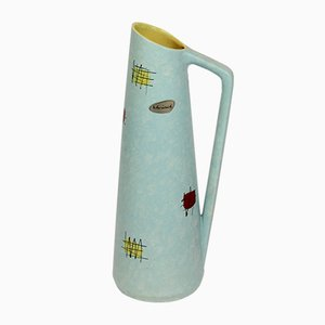 Ceramic Vase from Scheurich, 1960s