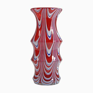 Mid-Century Italian Murano Glass Vase, 1950s