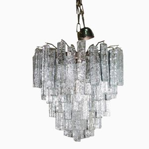 Murano Glass Chandelier by Paulo Venini