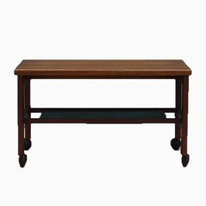 Mid-Century Rosewood and Teak Coffee Table