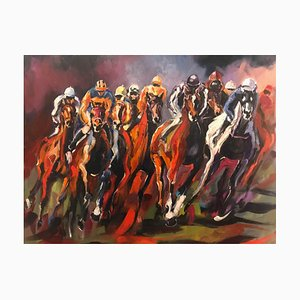 A Day at the Races by Sonia Lalic, 2018