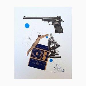 No Sense Diver by Christophe Stouvenel, 2018