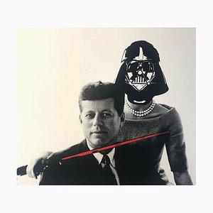 Dark JFK by Death NYC, 2016