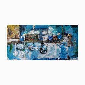 The Blue House 3 von Jean-Pierre Brissart, 2018