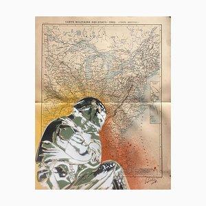 KIKI US Army by Christophe Stouvenel, 2020