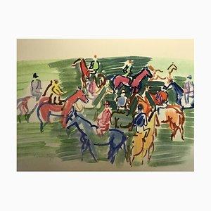 Paddock by Raoul Dufy, 1959