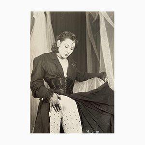 Myriam for New Look 7 par Irina Ionesco, 1987