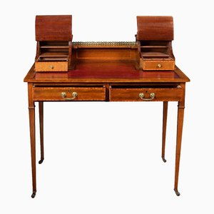 Antique Edwardian Mahogany Desk