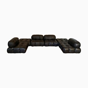 Camaleonda Modular Sofa by Mario Bellini for B&B Italia, 1970s, Set of 6