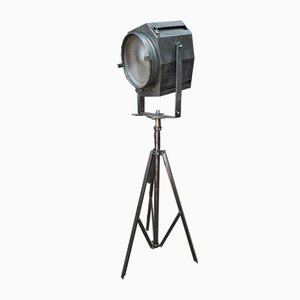 Metal Photographers Projector Floor Lamp from Narita, 1950s