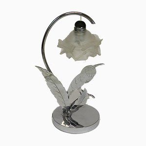 Art Deco French Table Lamp, 1930s