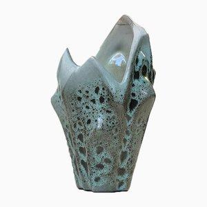 Brutalistische Keramikvase von Michael Andersen & Son, 1970er