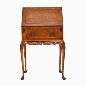 Burr Walnut Writing Bureau, 1930s