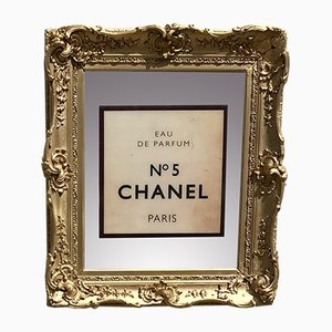 Vintage Mirror by Coco Chanel