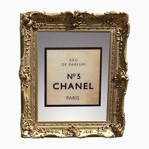 Vintage Mirror by Coco Chanel